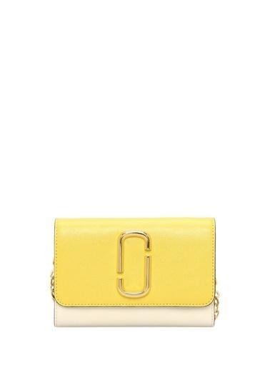 Marc Jacobs Omuz Çantası Sarı